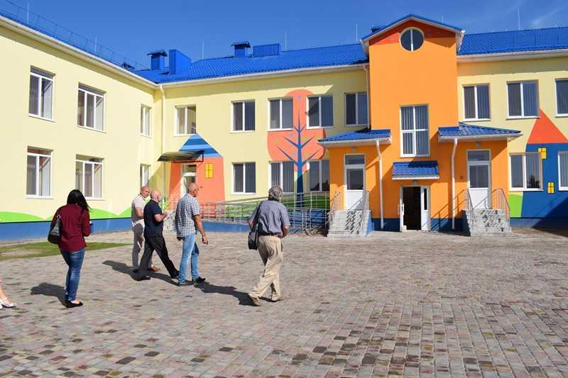 Новий дитсадок в Березному вже готовий приймати дошкільнят (ФОТО, ВІДЕО), фото-2