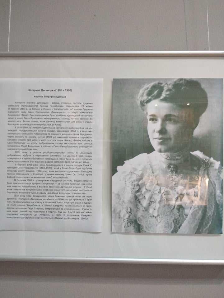Виставка Сіамської принцеси Катерини Десницької відкрилася у краєзнавчому музеї у Рівному, фото-2