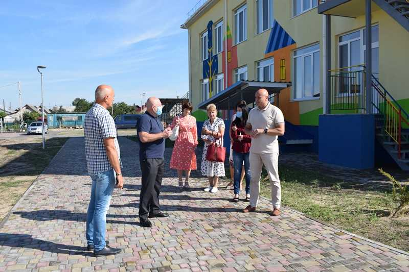 Новий дитсадок в Березному вже готовий приймати дошкільнят (ФОТО, ВІДЕО), фото-1