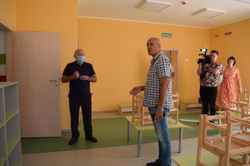 Новий дитсадок в Березному вже готовий приймати дошкільнят (ФОТО, ВІДЕО), фото-4